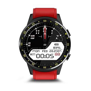Feiledi - Reloj Inteligente Bluetooth con Tarjeta SIM y Ranura ...