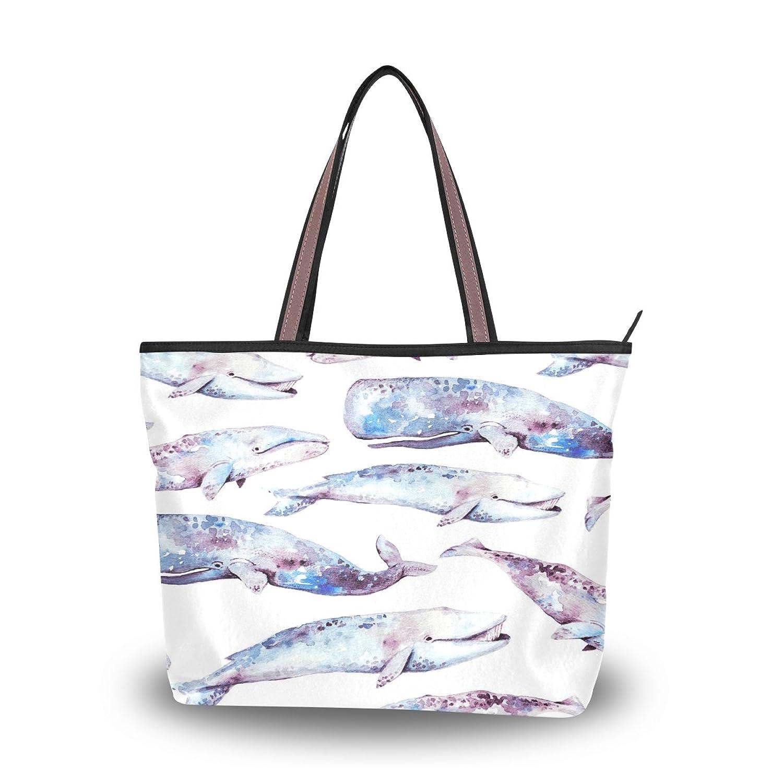 WHBAG Lightweight Tote bag, Shark,handbag for Women
