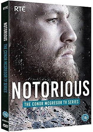 8bcbe11e22ade Conor McGregor - Notorious (UFC Sport 6 Part Documentary Series)