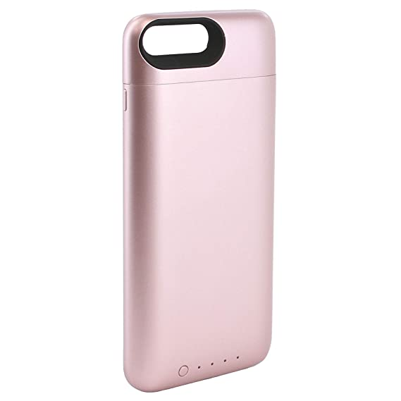 super popular 9dd1a f72ff Mophie juice pack air iPhone 7 Plus Battery Case Rose Gold - 2420 mAh -  Renewed