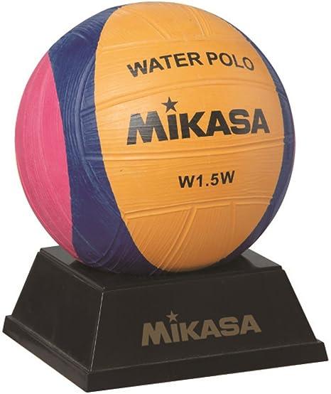 MIKASA Uni w1.5 W Mini Pelotas de Agua Water Polo, Amarillo/Lila ...