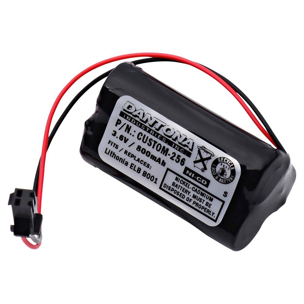 DANTONA CUSTOM-256 Batteries