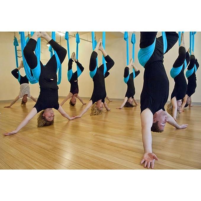 Yoga Gran Cojinete De Rotación De Honda Herramienta Hamaca ...