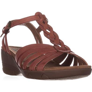 7cc868524e2 BareTraps Honora Wedge Sandals Women s Shoes