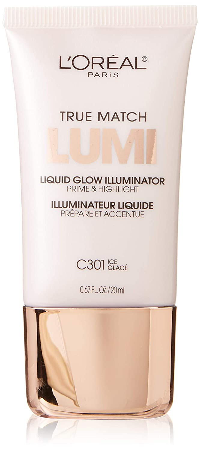 Loreal True Match Lumi Liquid Glow Illuminator - C301 Ice L' Oreal Paris