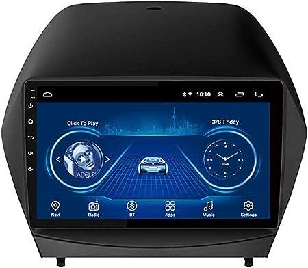 Wy Car 2 5d Ips Android 8 1 4 Kern A7 1 3ghz Auto Dvd Radio Gps Navigation Für Hyundai Ix35 Tucson 2010 2013 Stereo Audio Navi Video Mit Bluetooth Anrufe Wifi Touchscreen Sport Freizeit
