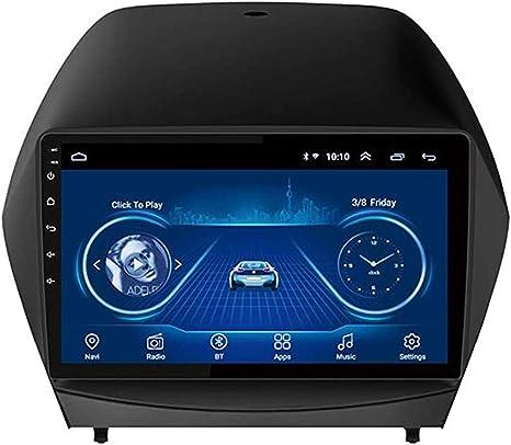 Kenwood Lenkrad Bluetooth USB MP3 2DIN Autoradio für Hyundai ix35 2010-2013 ohne