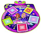 C-corlor Dance Playmat Toys, Challenge Rhythm & Beat Dancing Mat, Smart Musical Pad for Babies and Children Infants with Kids' Playing Games