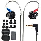 Octone IEM Pro 2- In-Ear Monitoring Ohrhörer - Bühne Band Sport Action - Edition Eco