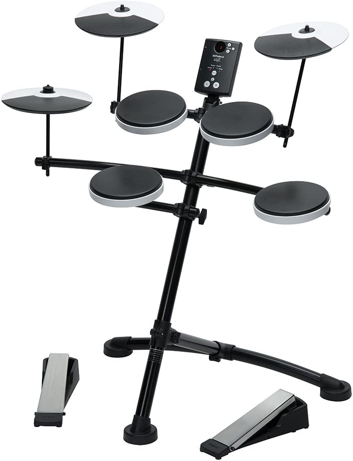 Roland TD-1K Kit Review Entry Level V-Drums Kit with Rubber Snare Pad