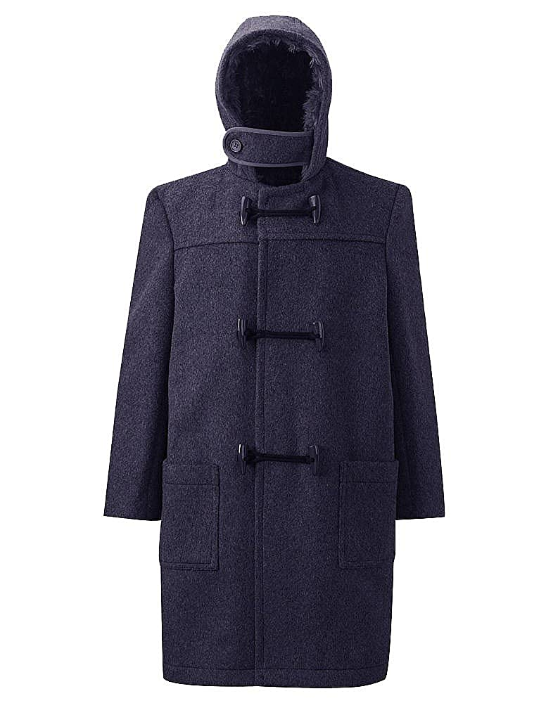 School Uniform 365/Blue/Max Banner Duffle Coat