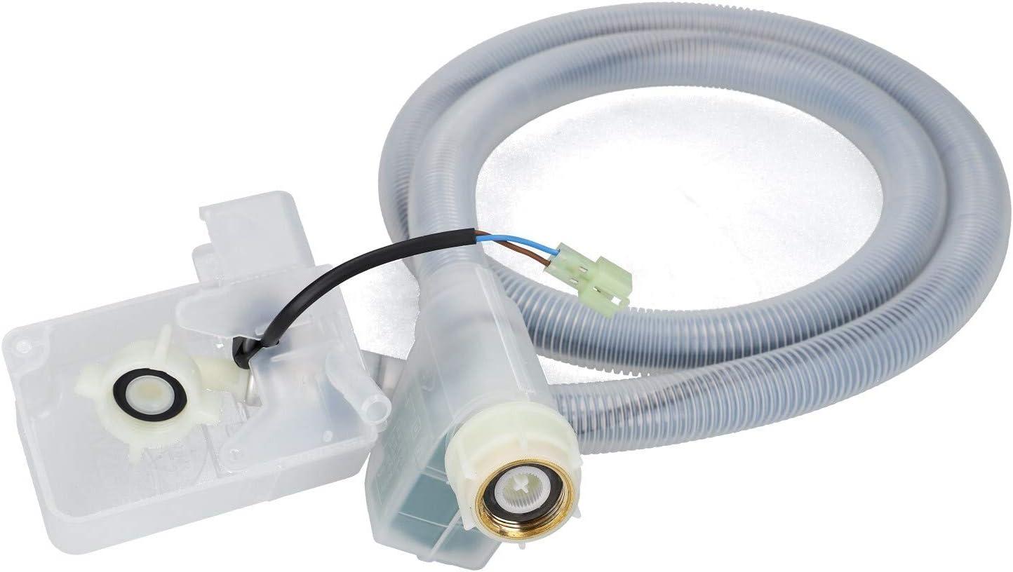 10,56 €//m Zulaufschlauch Aquastop 1,5m universal 90°C für Waschmaschine Geschi