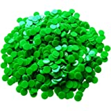 Yuanhe 1000 Pieces 3/4 inch Solid Opaque Bingo Counting Chips