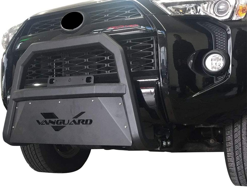 Vanguard VGUBG-2000-1331BK-LED Black Optimus LED Wide Bull Bar Fits 16-18 Subaru Crosstrek