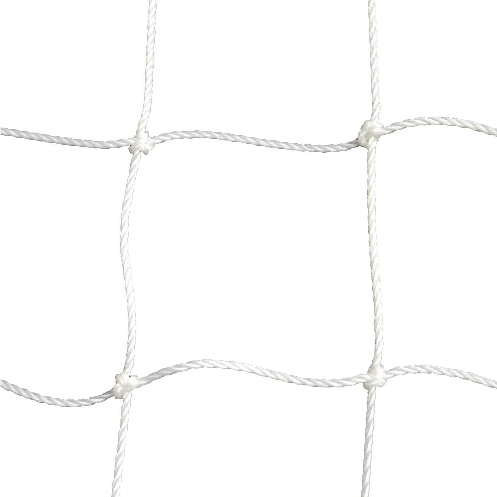 Agora 3mm Nets for 6'6''x18' Soccer Goals With Depth (Each) by AGORA