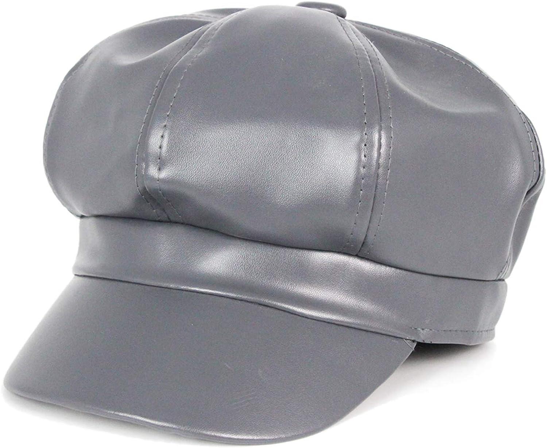 WETOO Women Newsboy Hat Cap...