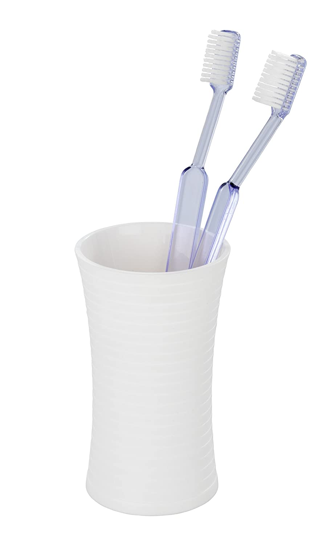 Wenko, Bicchiere Portaspazzolino, Bianco (Weiß) 19734100