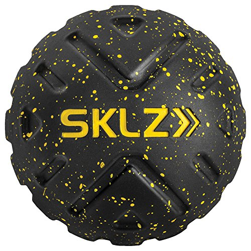 Myofascial Trigger Point Release (SKLZ Massage Balls - Deep Tissue Massager for Trigger Points, Myofascial Release, Physical Therapy, Pain Relief, Sore Muscles, and Faster Recovery. (2.5-inch, 5-inch, Dual Point, Universal))