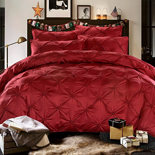 MEJOR Luxurious Decorative Pintuck Bedding product image