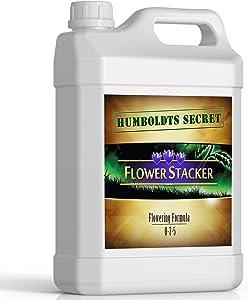 Humboldts Secret Flower Stacker – Flowering Plant Food - 1 Quart