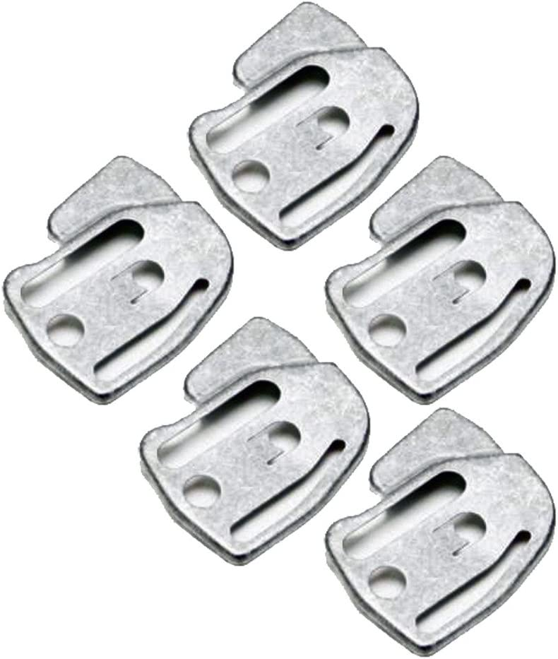 Poulan 5 Pack Of Genuine OEM Replacement Mounting Plates # 530057910-5PK