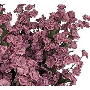 1920 Baby's Breath Gypsophila Artificial Silk Flowers _Mauve 3
