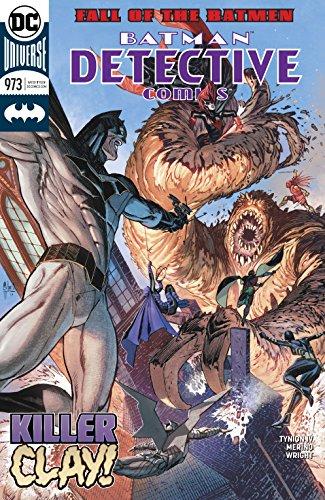 B.e.s.t Detective Comics (2016-) #973<br />E.P.U.B