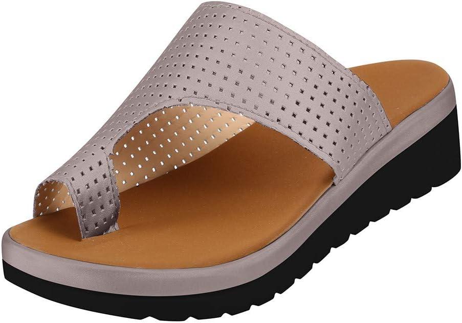 NEARTIME 2019 New Women Comfy Platform Sandal Shoes Summer Beach Travel Shoes Fashion Sandals Comfortable Ladies Shoes
