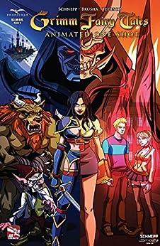 Grimm Animated Series: One-Shot by [Schnepp, Jon, Brusha, Joe, Tedesco, Ralph]