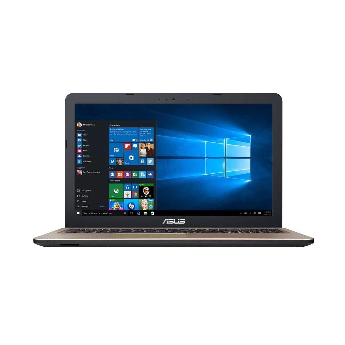 ASUS VivoBook x540ma-gq024 Negro Ordenador portátil 1366 X ...