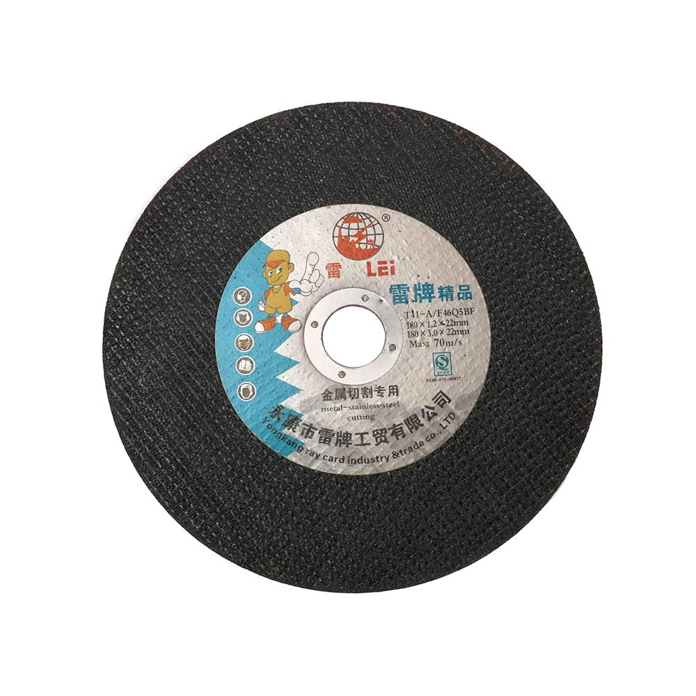 5 Pack 7x0.045x7//8 Cutting Disc,Angle Grinder Cut Off Wheels for Cutting Metal Stainless Steel Ultrathin