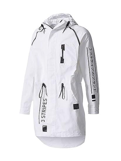 new styles best wholesaler where can i buy adidas NMD d-Utility J Veste, Homme, Blanc - (Blanc): Amazon ...