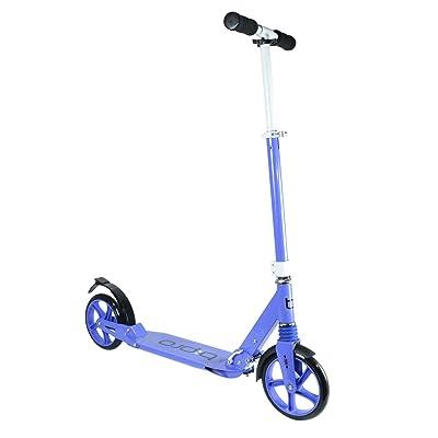 Trottinette adulte pliable à suspension bopster® b:pro
