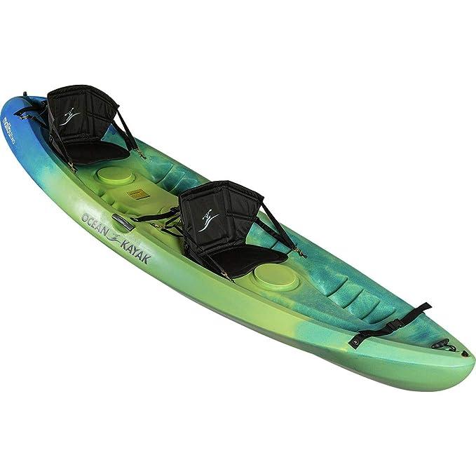 2 Person Kayak Costco >> Amazon Com Ocean Kayak Malibu Two Tandem Kayak 2019 Ahi One
