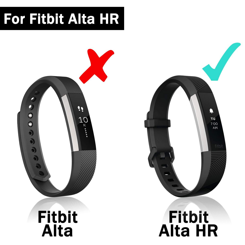 Amazon.com: Cargador Mimi Fitbit Alta HR 2 piezas (1,8 ft/55 ...