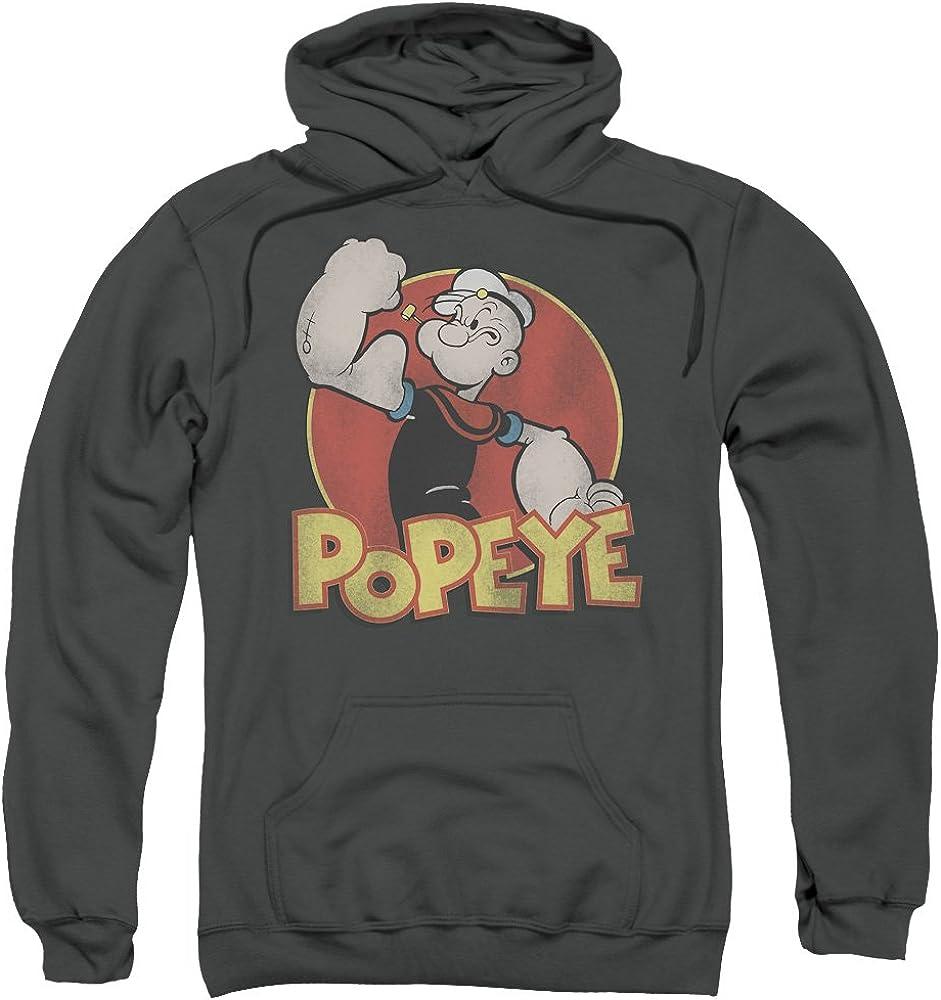 Popeye I CAN DO IT Licensed Adult Sweatshirt Hoodie