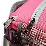 Montana Stylish & Hip Digital camera / Camcorder bag case cover & Raincoat / colour: Pink