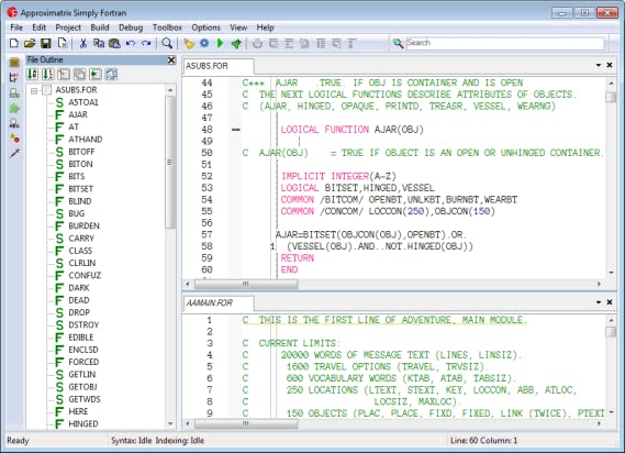 Amazon com: Simply Fortran [Download]: Software