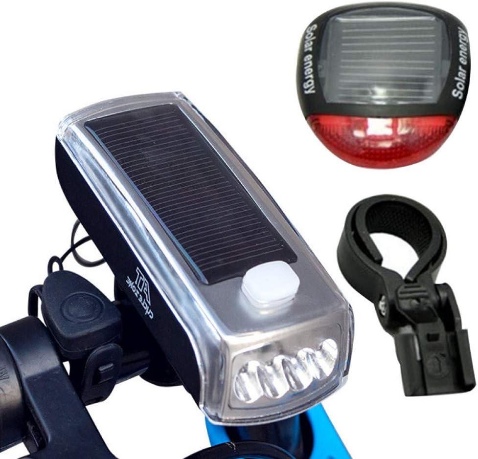 RYHTJN Luces de Cabeza de Bicicleta Impermeable Ciclismo Nocturno ...