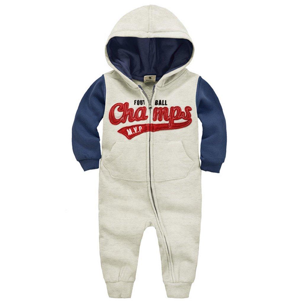 Warmer Schlafanzug Kanz 100% Warme Baumwolle 62 Gute QualitäT Sonstige Kindermode, Schuhe & Access.