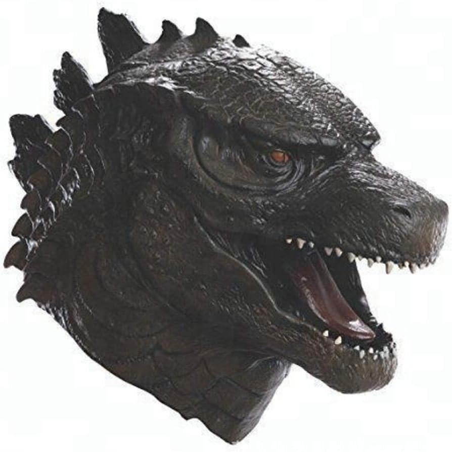 Scary Halloween m/áscara JYSD M/áscara de Halloween la m/áscara de Godzilla MJJ9//21 m/áscara del Horror m/áscara de l/átex Hood