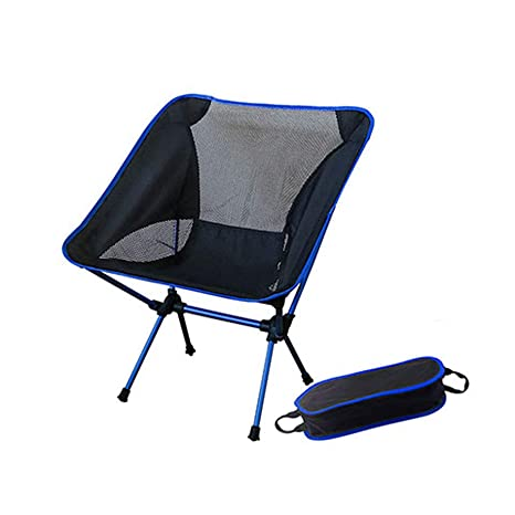 Amazon.com: Taburete plegable portátil para pesca, camping ...