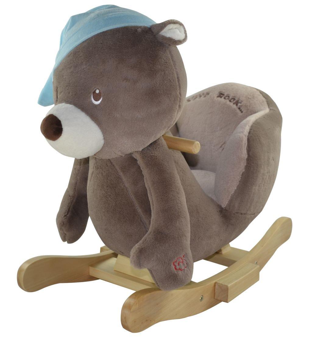 'Animal à bascule cheval à bascule ours Oscar