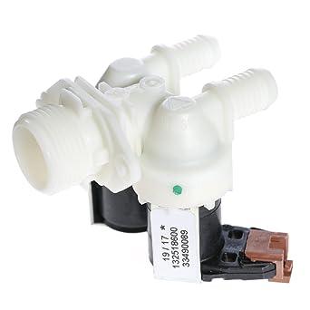 Qualtex entrada agua solenoide eléctrico válvula para Electrolux ...