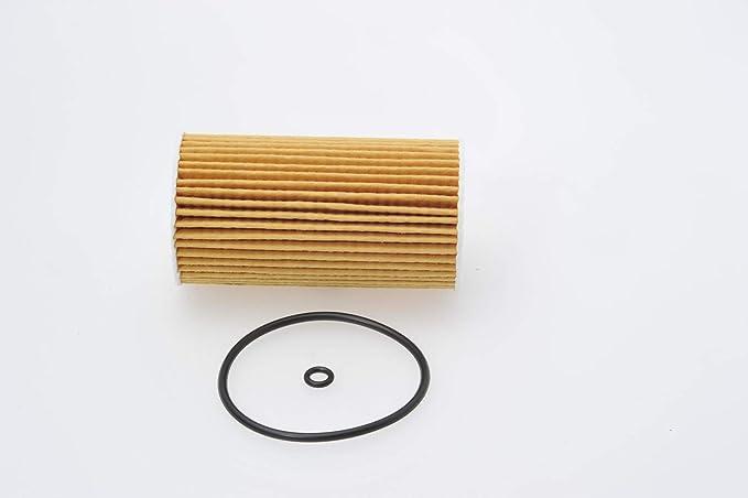 1x Bosch Filtre à huile P7001 F026407001 4047024128255