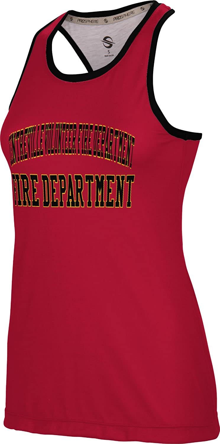 Women's Centreville Volunteer Fire Department Crisscross Loose Training Tank