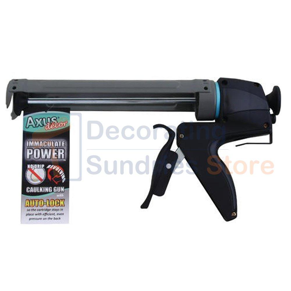 Axus Décor AXU/cgi4Immaculate Power Pistolet à calfeutrer avec verrouillage automatique Axus Décor