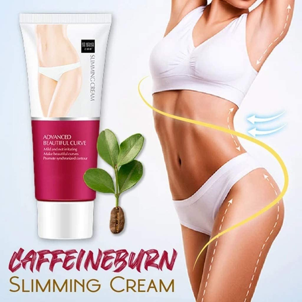 Amazon Com Hot Cream Cellulite Cream For Belly Fat Burner For Women And Men Weight Losing Cream Slimming Cream For Tummy Abdomen And Waist Stomach Fat Burner Natural Ingredients 60ml Home Kitchen