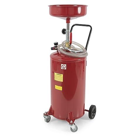 arksen 20 Gallon portátil residuos tanque de drenaje de ...