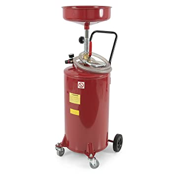 ARKSEN 20 Gallon Portable Waste Oil Drain